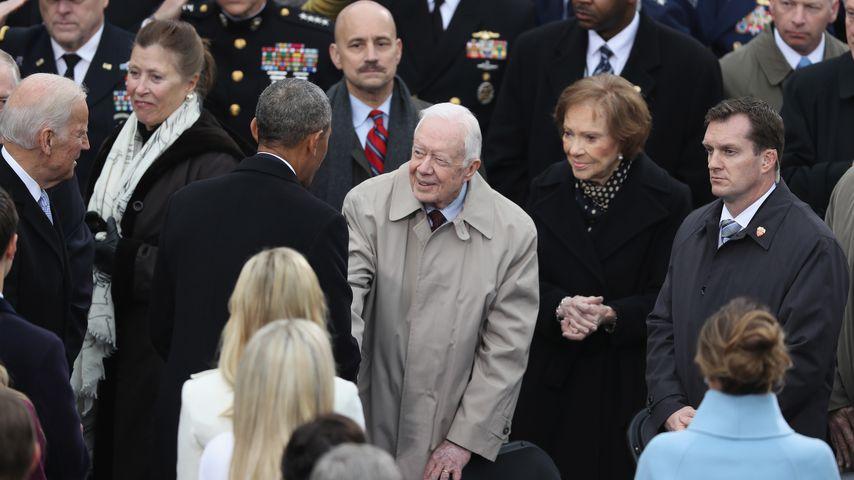 Jimmy Carter, ehemaliger US-Präsident