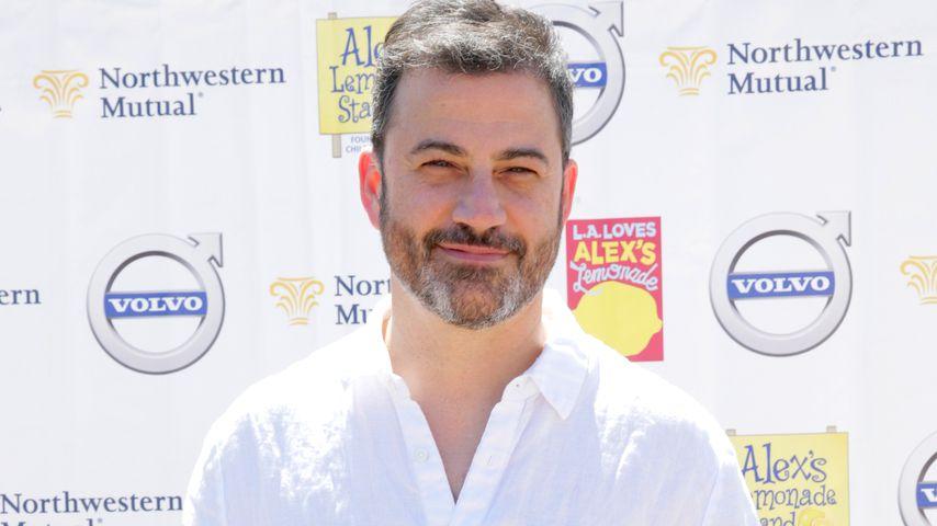 Jimmy Kimmel in Los Angeles, 2018