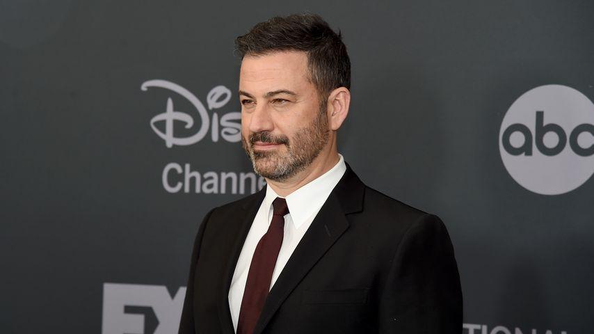 Jimmy Kimmel in New York, 2019