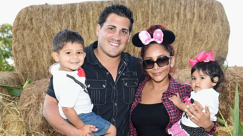 Snookis happy Baby: Giovannas erstes Mal in Disney World