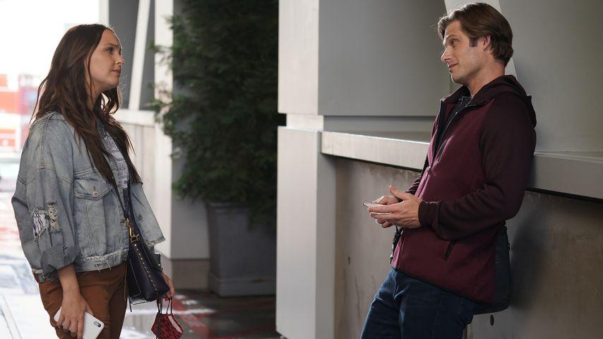 """Jo und Link in """"Grey's Anatomy"""""""