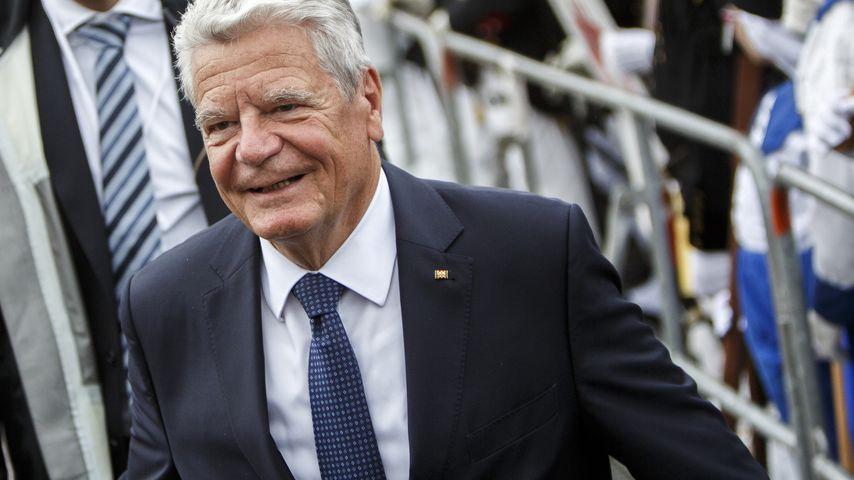 Joachim Gauck beim Tag der Deutschen Einheit 2016