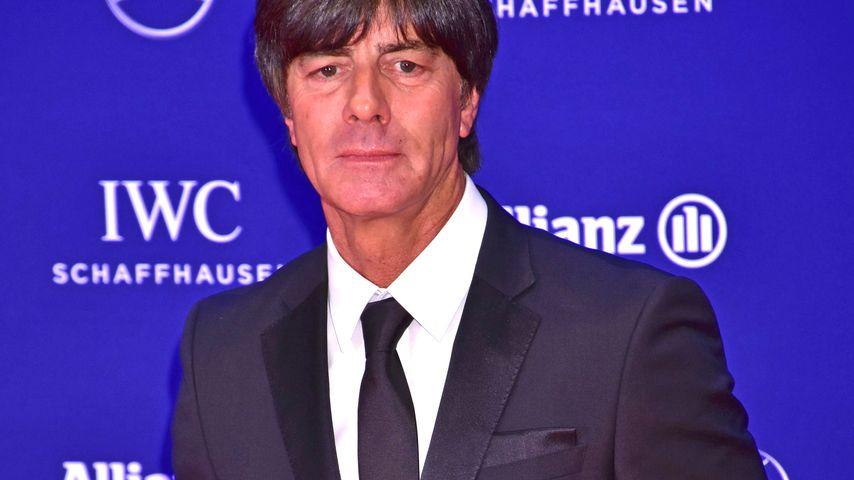 Joachim Löw, Bundestrainer, bei den Laureus World Sports Awards