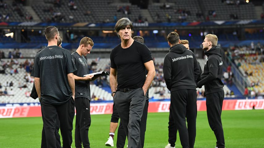 Joachim Löw bei der Fußball-WM 2018