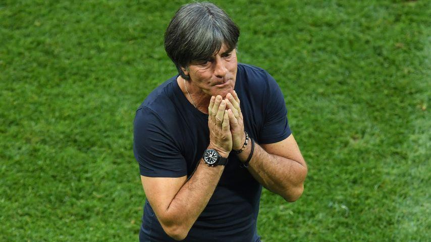 Nationaltrainer Joachim Löw nach dem WM-Auftaktspiel gegen Mexiko 2018