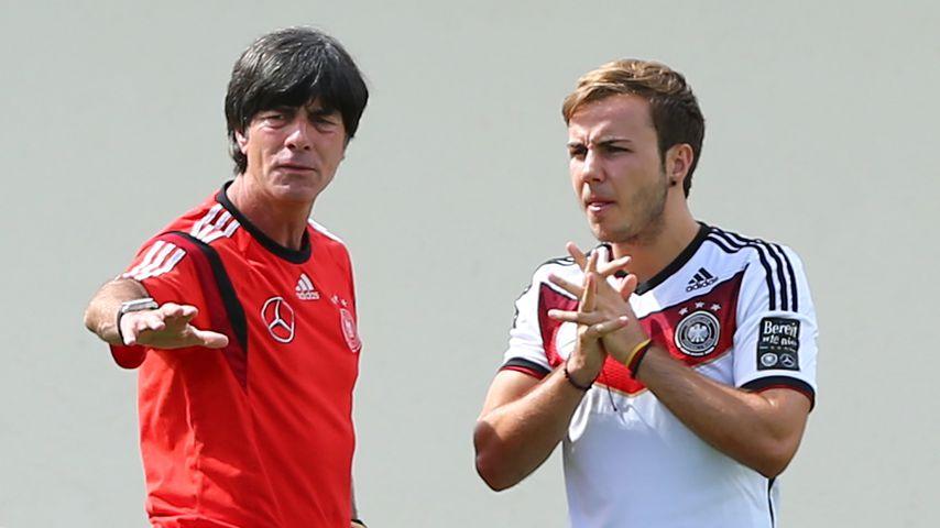DFB-Trainer Jogi Löw: So war die WM-Absage von Mario Götze