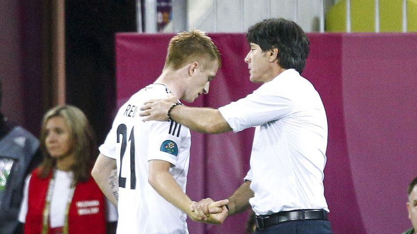 Joachim Löw und Marco Reus