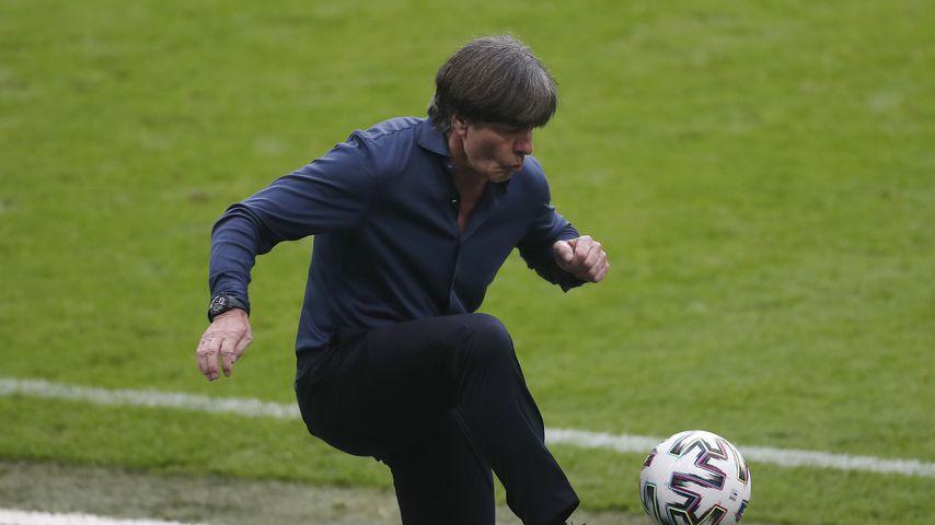 Joachim Löw während der Europameisterschaft