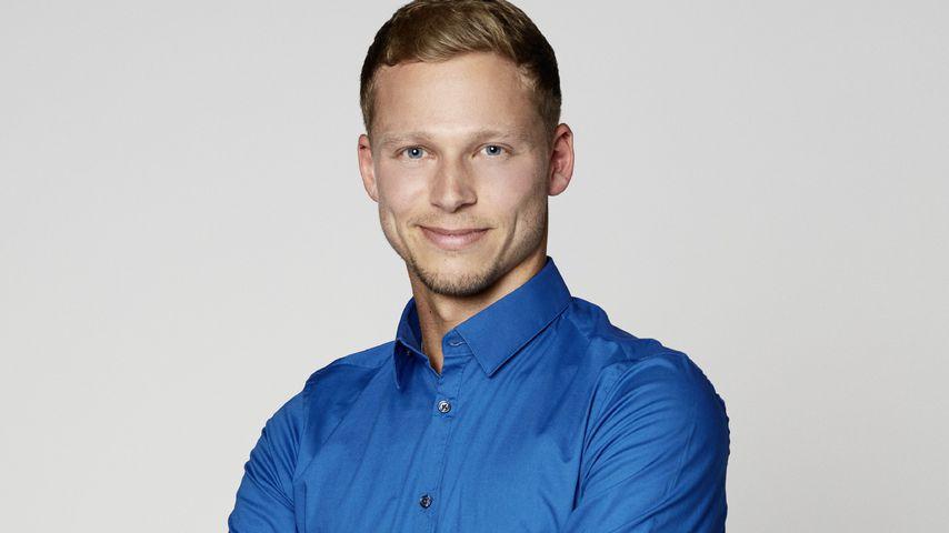 """Prince Charming""-Kandidat Joachim"