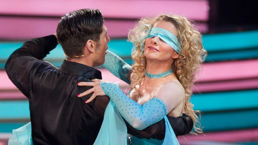 Let's Dance: Deswegen trägt Joana eine Augenbinde