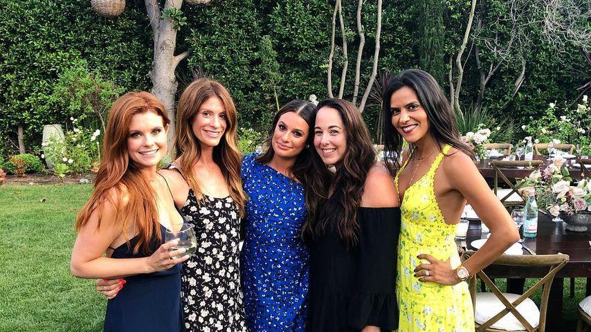 """""""Glee""""-Lea Michele: Star-Alarm bei ihrer Verlobungsparty"""