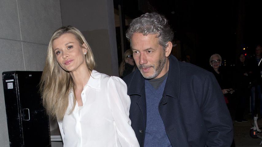 Joanna Krupa mit ihrem Ehemann Douglas Nunes im März 2019