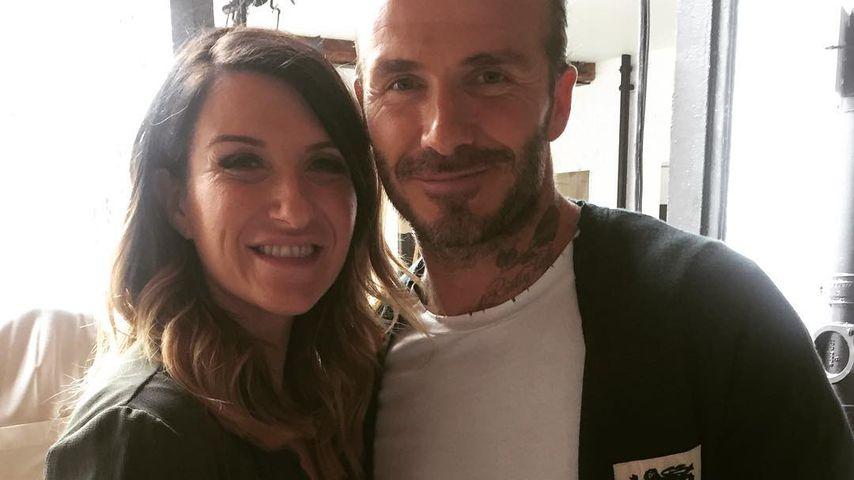 Baby-Alarm: David Beckham ist frischgebackener Onkel!