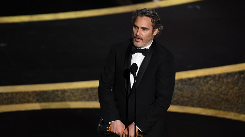 Joaquin Phoenix gewinnt den Oscar als bester Hauptdarsteller