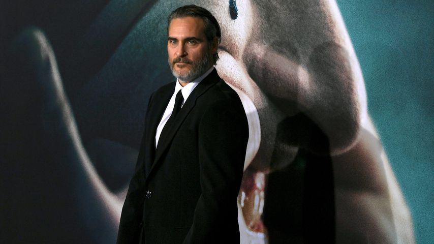 "Joaquin Phoenix bei der ""Joker""-Premiere in Hollywood"
