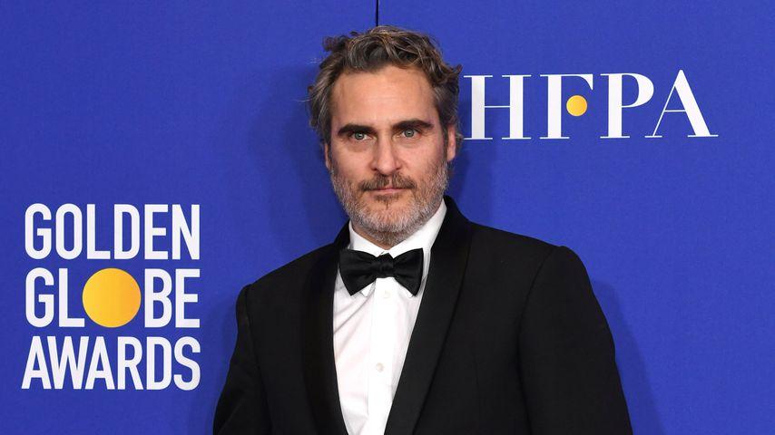 Joaquin Phoenix bei den Golden Globes 2020