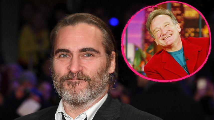 Joaquin Phoenix verwirklicht Robin Williams' Herzensprojekt!