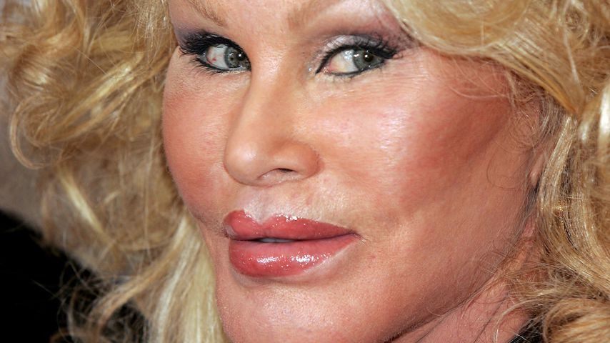 Jocelyn Wildenstein bei einer Gala im Marriott Marquis in New York
