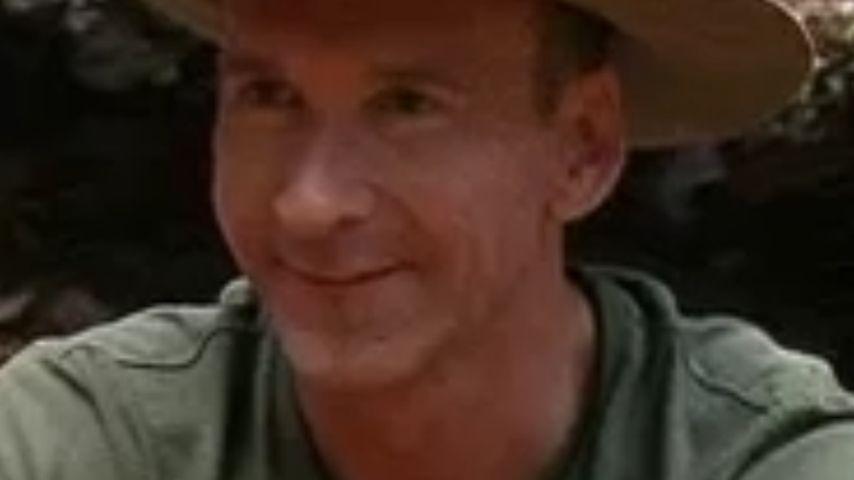 Süß! Jochen Bendel zeigt Dschungel-Liebesgruß