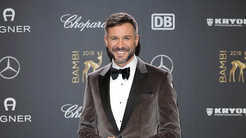 TV-Moderator Jochen Schropp bei der Bambi Verleihung 2018