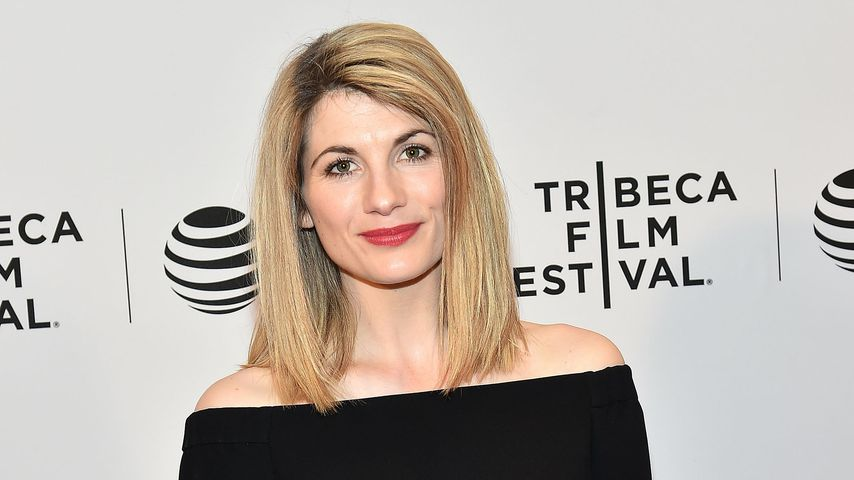 "Jodie Whittaker bei der Premiere von ""Adult Life Skills"" in New York 2016"