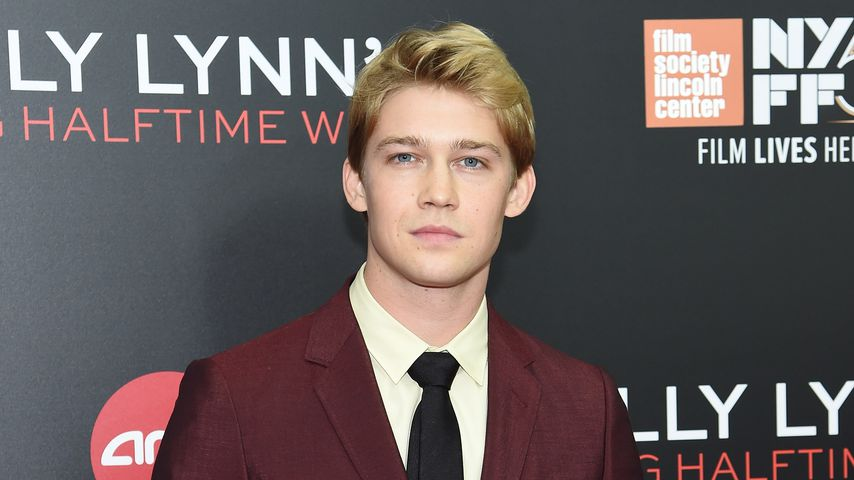 Joe Alwyn beim 54. New York Film Festival