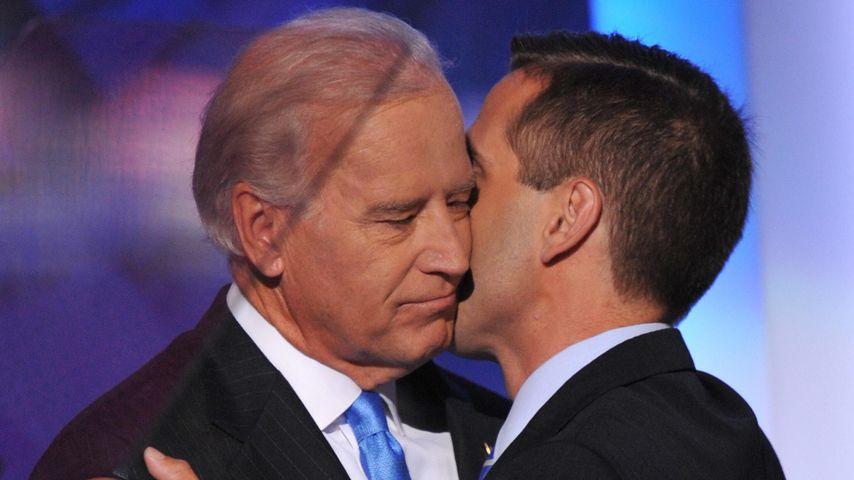 Tod mit 46: US-Vizepräsident Biden trauert um seinen Sohn