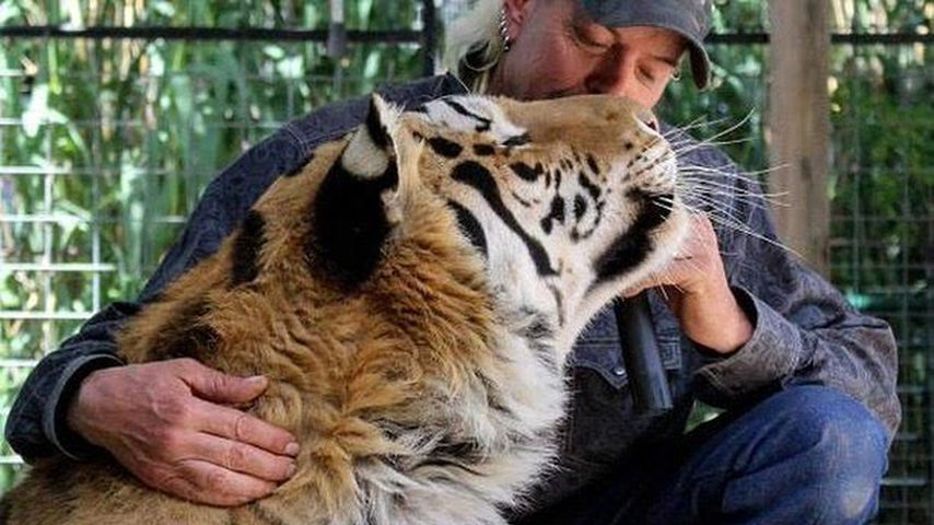 "Joe Exotic, ""Tiger King""-Star"