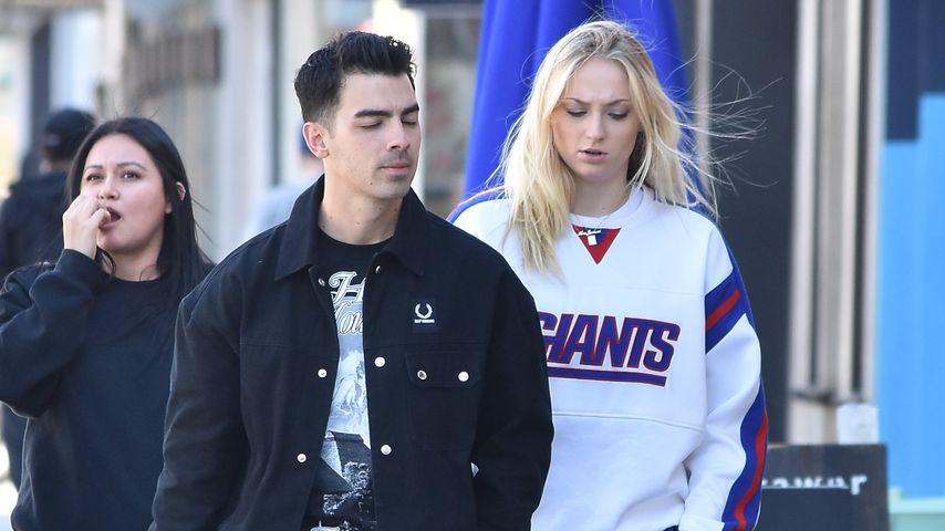 Joe Jonas und Sophie Turner in Los Angeles
