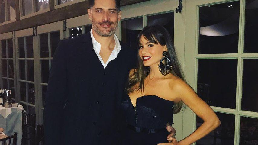 Joe Manganiello und Ehefrau Sofia Vergara