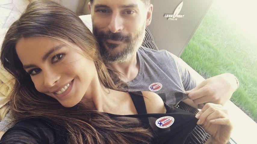 Schauspieler-Paar Joe Manganiello und Sofia Vergara