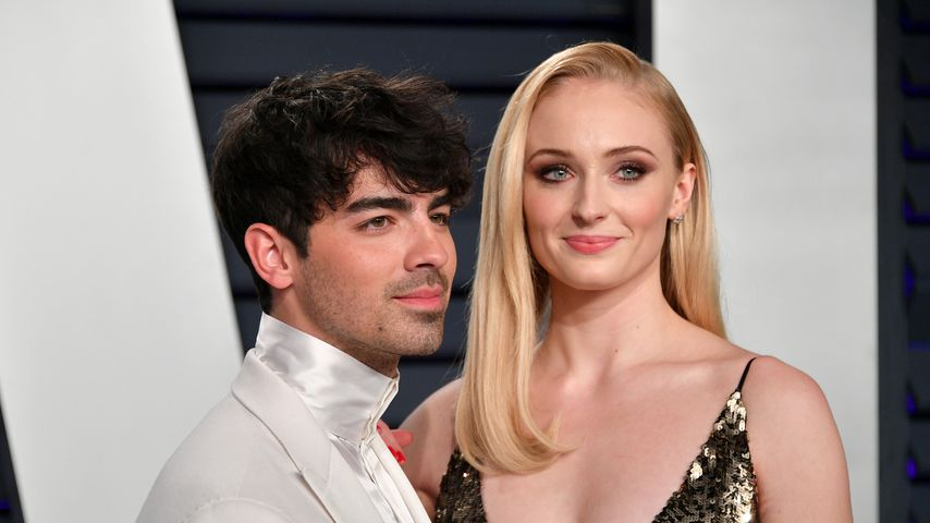 Joe Jonas und Sophie Turner bei der Vanity Fair Oscar Party 2019
