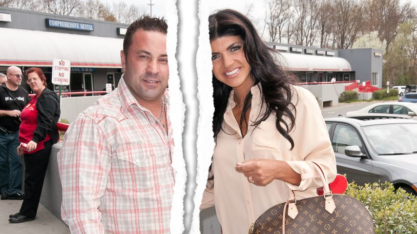 Nach 20 Jahren Ehe: Joe & Teresa Giudice sind getrennt!