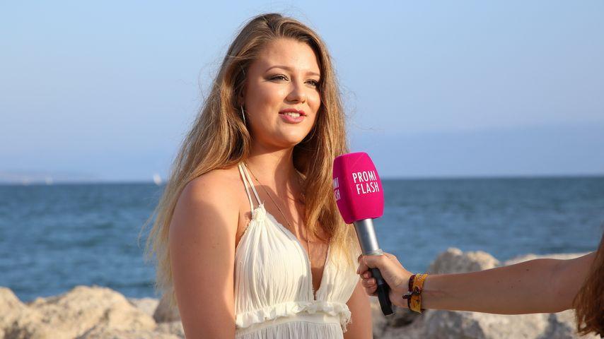 """Joelina Drews im Promiflash-Interview bei der """"Remus Lifestyle Night"""" auf Mallorca"""
