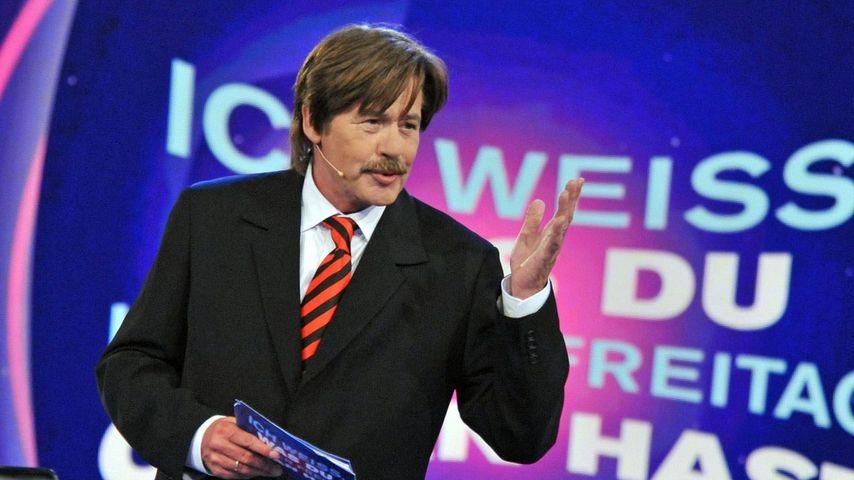 Jörg Draeger, deutscher Fernsehmoderator