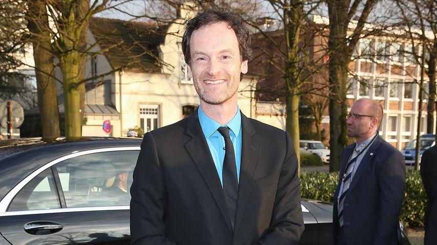 Jörg Hartmann bei der Verleihung des Grimme Preises in Marl