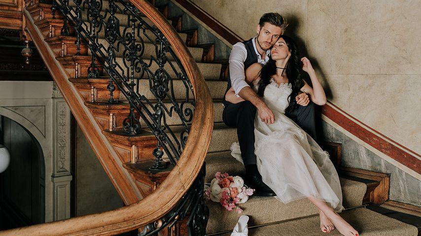 16 Tage vor Hochzeit: Hanna Weig hat die letzte Kleidanprobe