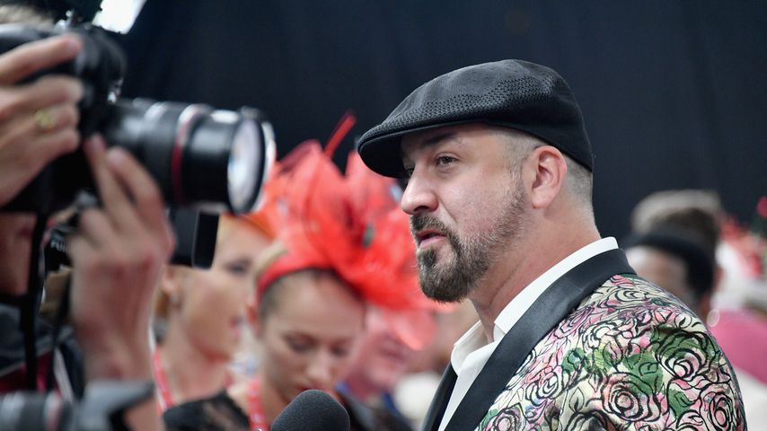 Joey Fatone beim Kentucky Derby
