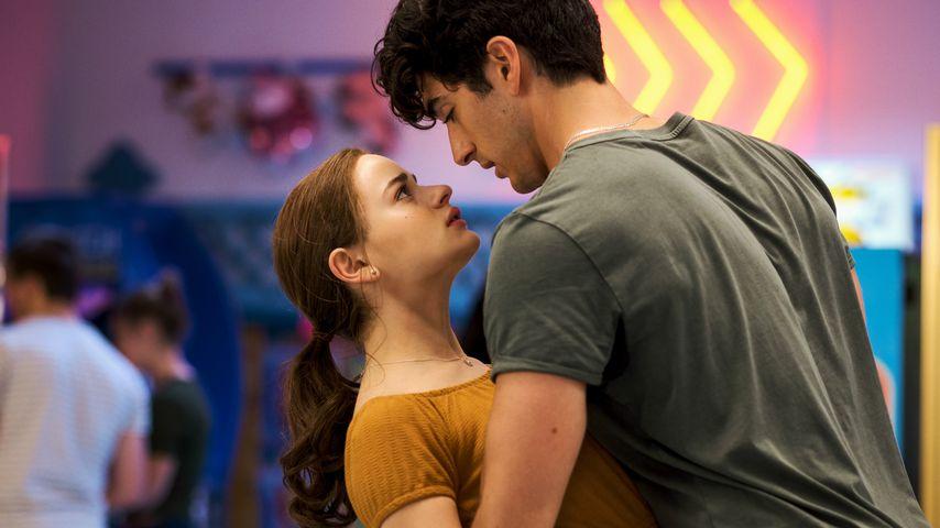 """Diese """"Kissing Booth""""-Szene wurde in Greenbox gedreht"""