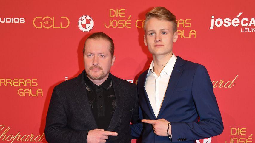 Joey und Luke Kelly in München