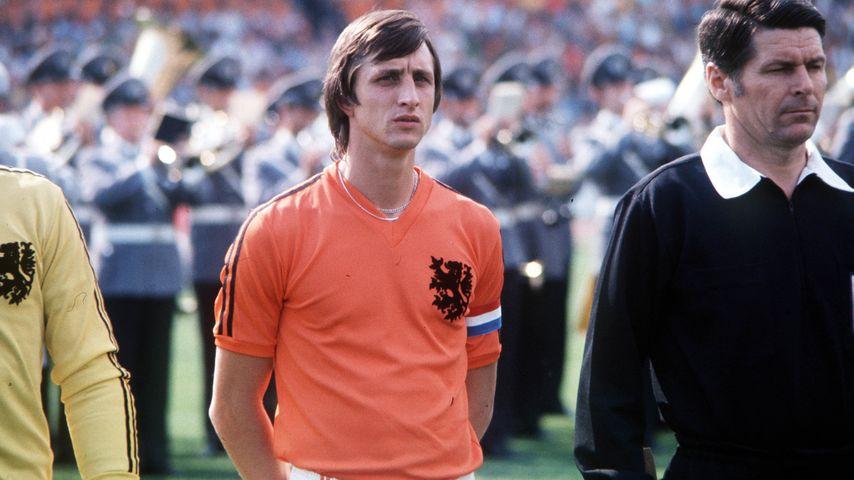 Holland trauert: Fußball-Legende Johan Cruyff (✝68) ist tot!