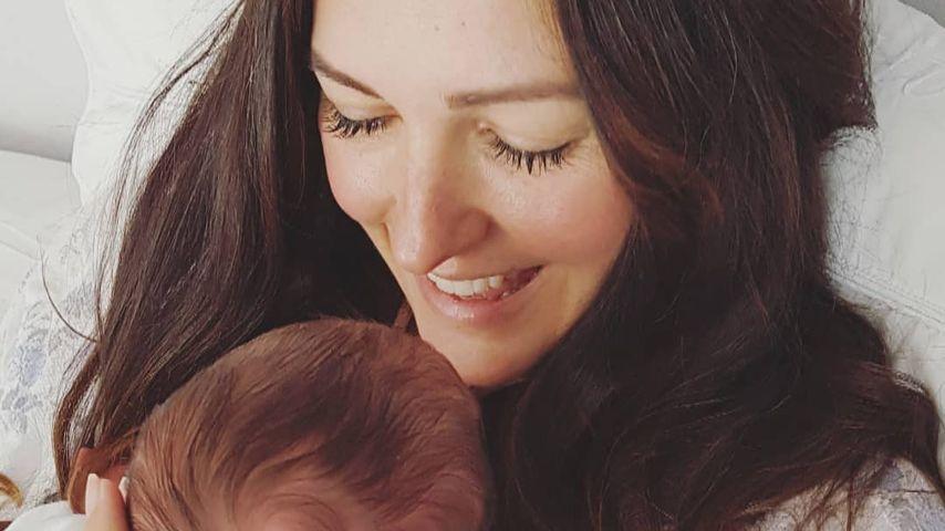 Neu-Mama Johanna Klum: Hormone haben sie gewaltig im Griff