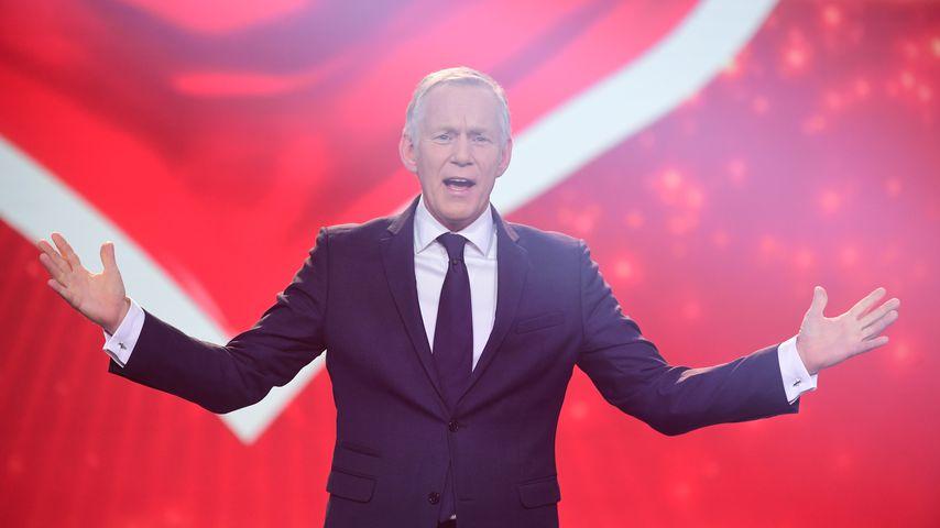 Johannes B. Kerner auf einer Gala in Berlin im Dezember 2020