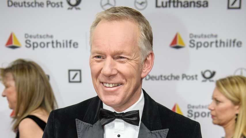 Johannes B. Kerner, 2018 beim Ball des Sports