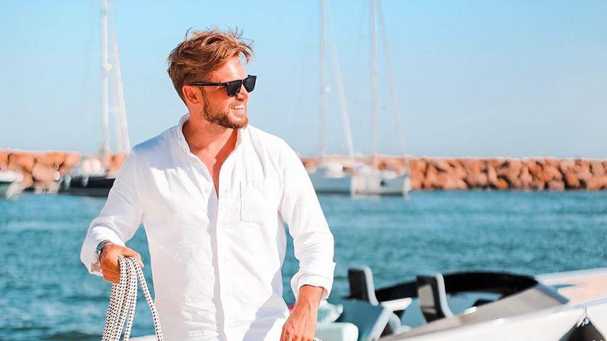 Ex-Bachelorette-Kandidat Johannes Haller