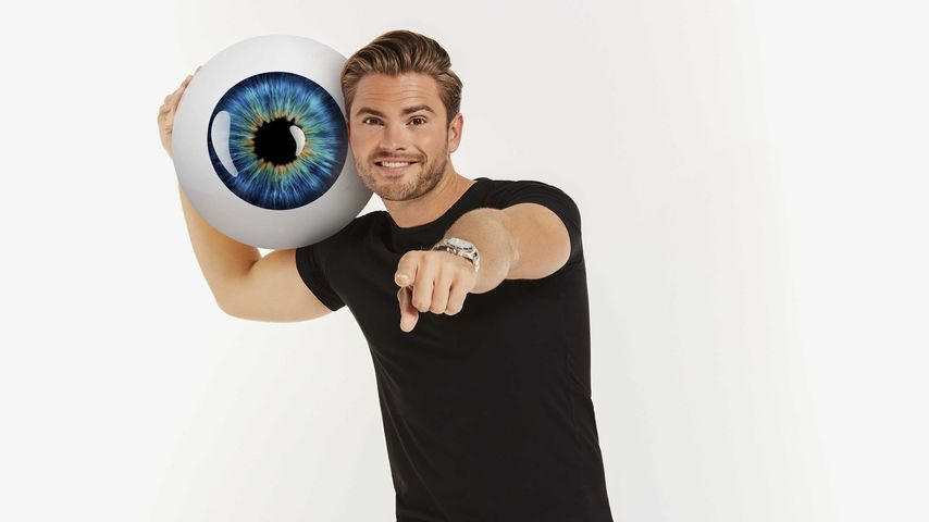 "Johannes Haller für ""Promi Big Brother"" 2018"