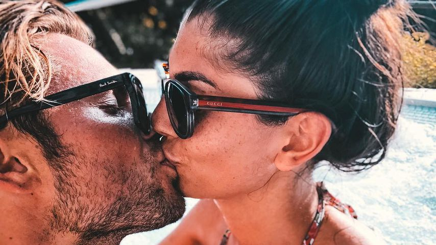 Johannes Haller und Yeliz Koc im Italien-Urlaub