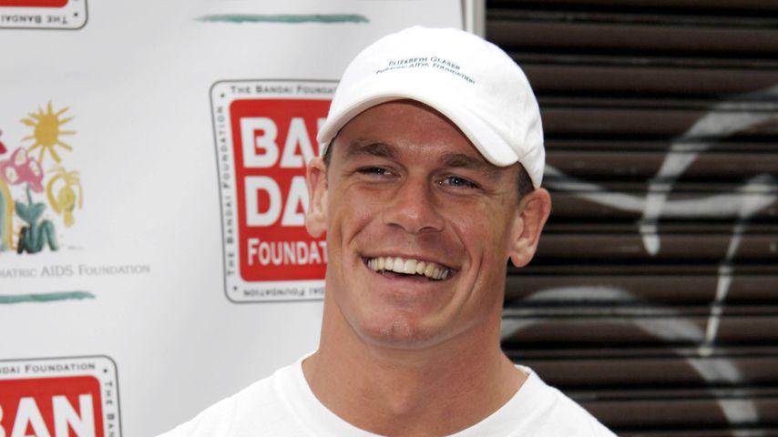 John Cena 2005 in New York City