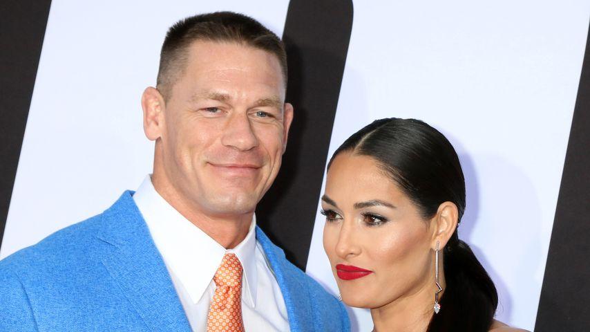 John Cena und Nikki Bella, Wrestling-Stars