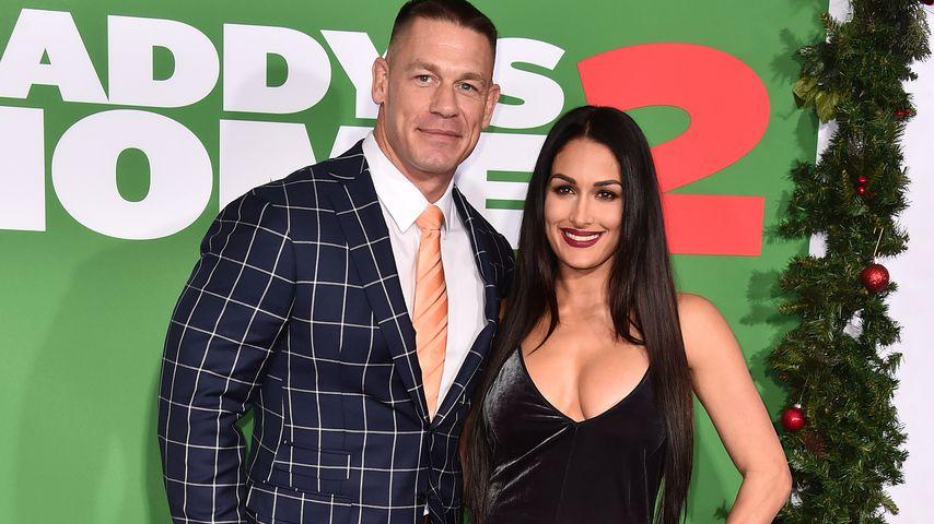 John Cena und seine Ex Nikki Bella